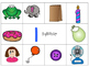 Counting Syllables Clip or Cover Game