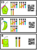 Counting Tally Marks - Alien (QR Code Optional)