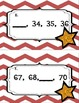 Counting Task Cards - Counting by 1's, 2's, 5's, 10's - Co
