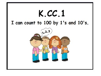 Counting and Cardinality Active Board Math Center Bundle (