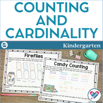 Counting and Cardinality Bundle for Kindergarten