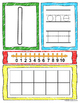 Counting and Cardinality - FREE PREVIEW - Math Centers - J
