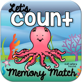 Counting and Cardinality Memory Match ~ Interactive PowerP