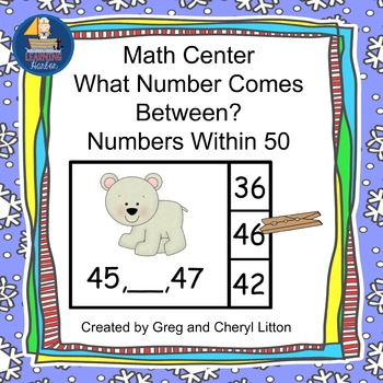 Counting and Finding The Number That Comes Between 2 Given