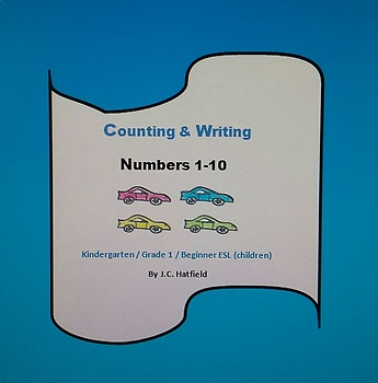 Counting and Writing Numbers 1 to 10