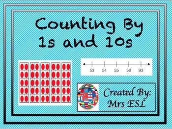 Counting by Ones and Tens