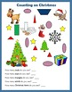 Counting on Christmas:  Identifying Geometric Shapes
