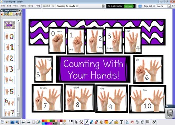 Counting on Your Hands