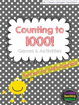 Counting to 1000!