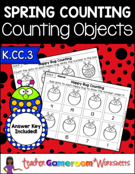 Counting to 20 with Ladybugs