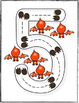 Counting with Dinosaurs: Number Worksheets, Math Centers,