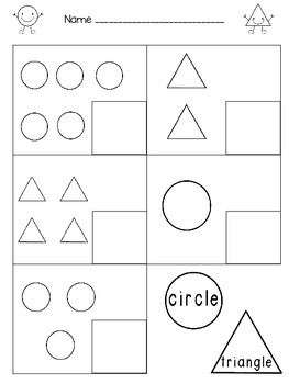Counting with Shapes
