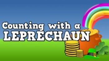 Counting with a Leprechaun (video)