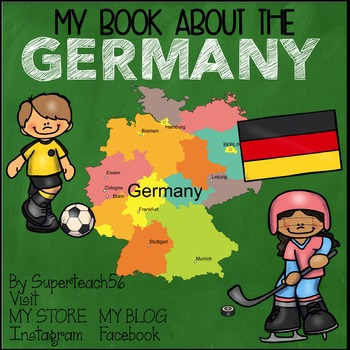 Countries of the World: My Book About GERMANY * SPECIAL ED