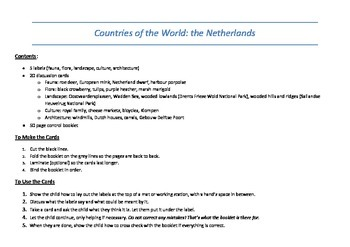 Countries of the World - the Netherlands
