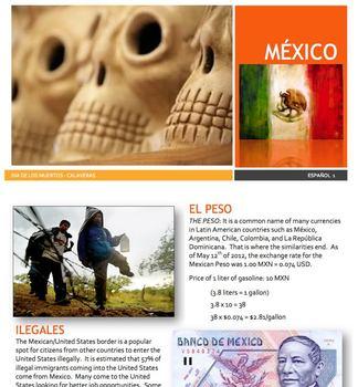 Spanish -  Focus - Mexico