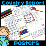 Country Report (Poster) Template
