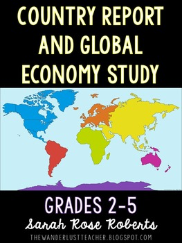 Country Research Reports & Global Economy Study Integrated