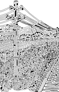 Country Roadside Maze (pdf file)