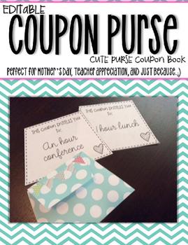 Coupon Book-Editable