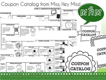 Coupon Catalog