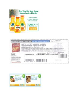 Coupons for Kroger Ad Math