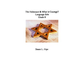 Courage during the Holocaust