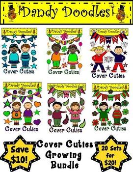 Cover Cuties Bundle