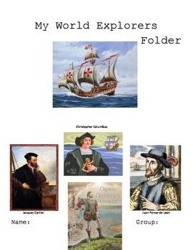 Cover for Explorer Folder