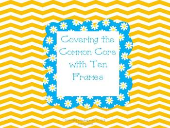 Covering the Common Core with Ten Frames