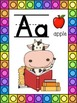 Cow Themed Alphabet Posters