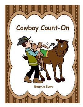 Cowboy Count-On Numbers 1-30