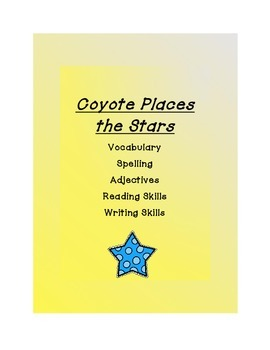 Coyote Places the Stars (Harcourt)