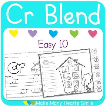 Easy 10: Cr Blend