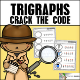Trigraphs (3 Letter Blends) Crack the Code