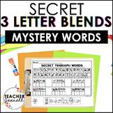 Trigraphs (3 Letter Blends) Crack the Code