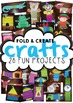 Craft Projects - 26 Fold and Create Paper Crafts