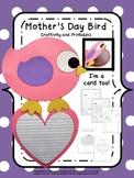Craftivity: Mother's Day Bird