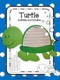 Craftivity: Turtle