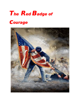 Crane ~ Red Badge of Courage MASTER PACKET (70 pages) Common Core