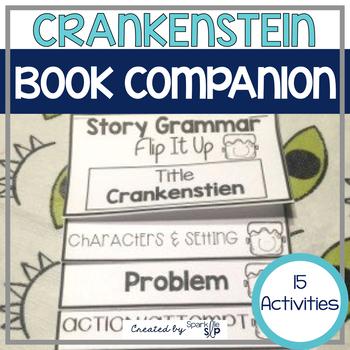 Crankenstein Speech and Language Book Companion