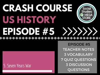 Crash Course 7 Years war Ep. 5