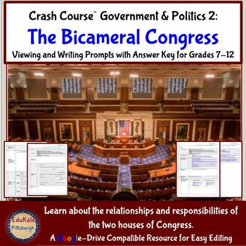 Crash Course Government and Politics #2: The Bicameral Congress