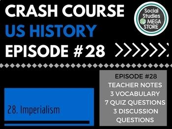 Crash Course Imperialism Ep. 28