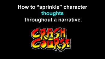 Crash Course: Revising a Personal Narrative by Adding  Cha