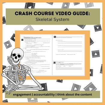 Crash Course Skeletal System WSQ (watch-summarize-question