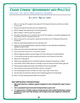Crash Course U.S. Government Worksheets -- 15 EPISODE BUND