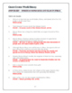 Crash Course World History Worksheets Episodes 16-20