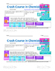 Crash Course in Chemistry Video Guide Pack 6 Episodes 26-30