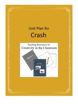 Crash Novel Unit Plus Grammar